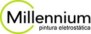 Millennium Pintura Eletrostática Logo